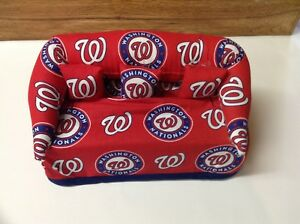 Washington-Nationals-Baseball-Sofa-Couch-Tissue-Box-Cover-With-Little-Pillows
