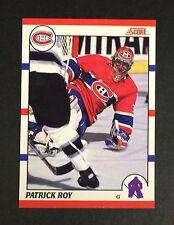 Rare Patrick Roy 1990-91 Score Canadian Hockey Promo Sample Card Nm-Mt+ *8