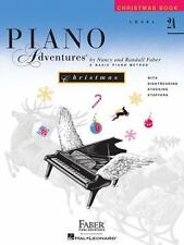 Level 2A - Christmas Book: Piano Adventures - Acceptable  - Paperback