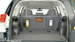 Details about TOYOTA PRADO 150 SERIES CARGO BARRIER 5 SEAT GX AUG 13 - AUG  17 NEW GENUINE