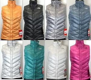 New The North Face Women s Aconcagua Vest 550-Fill Goose Down ... cc9d42aa8