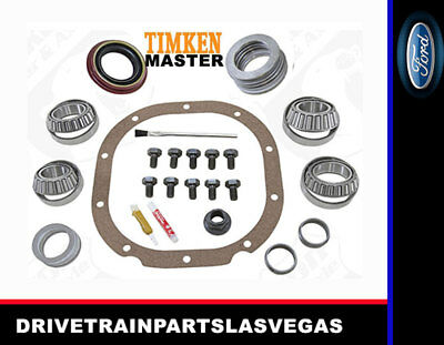 "Ford Master Bearing Rebuild Kit Ford Mercury 8.8/"" 10 Bolt V8 Mustang F-150 More"
