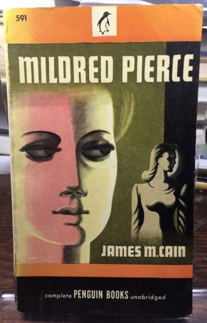 Book mildred pierce