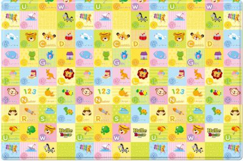 Parklon Baby Soft Play Mat Hello Bear Smiletown