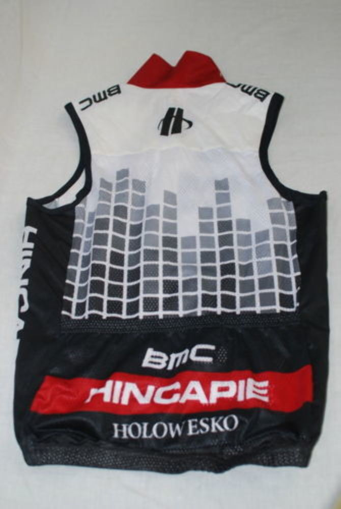 Hincapie Pro Pro Pro Team Edition Wind Tex Cycling Vest Extra-Small XS  Herren Road BIke f833a5