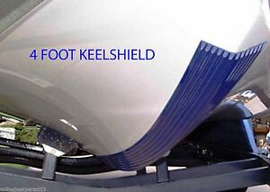 Details about BOAT KEEL GUARD- 4 FOOT, 11 COLORS AVAILABLE- YOU CHOOSE -  KEELSHIELD BRAND