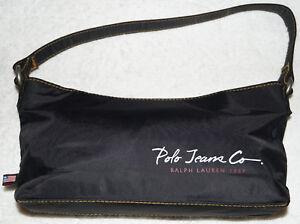 1fd9cad79 Polo Jeans Co. Ralph Lauren 1967 1990s vintage purse satchel small ...