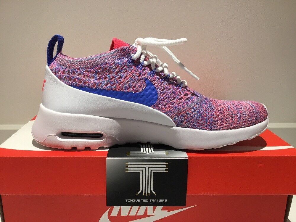 Nike Air Max Max Max Thea Ultra Flyknit ~ 881175 100 ~ Taille UK 6 12f4e0