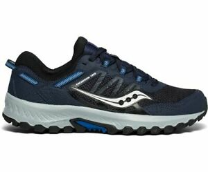 saucony trail azul