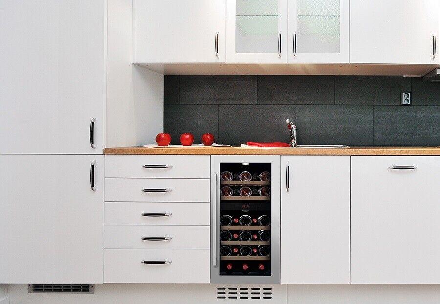 Vinkøleskab, andet mærke mQuvée WineCave 700 40D,