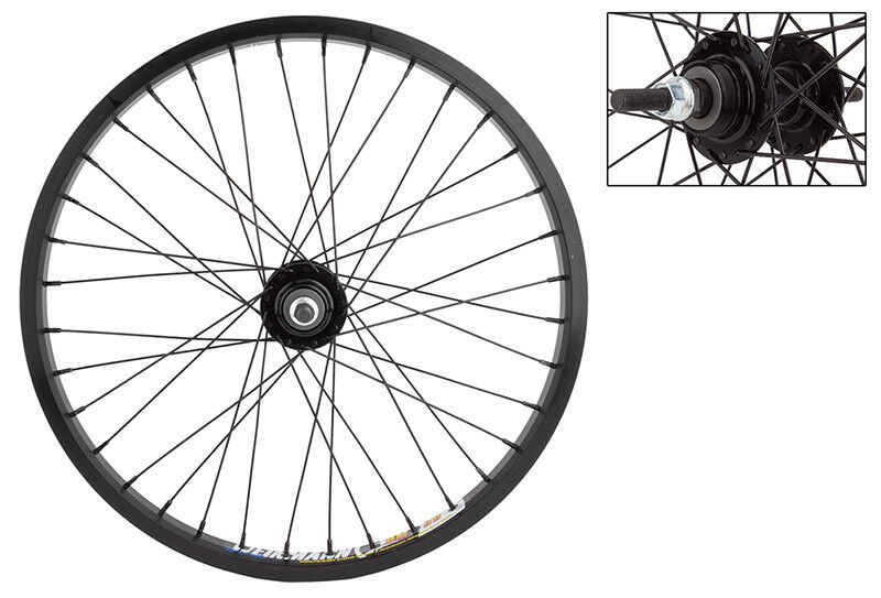 WM Wheel  Rear 20x1.75 406x24 Wei  Dm30 Bk 36 Aly Fw 1sp Ff 3 8 Bk 110mm 14gbk  save up to 30-50% off