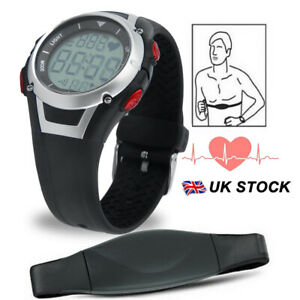 Wireless-Heart-Rate-Monitor-Chest-Strap-Sports-Watch-Fitness-Belt-Multi-Function