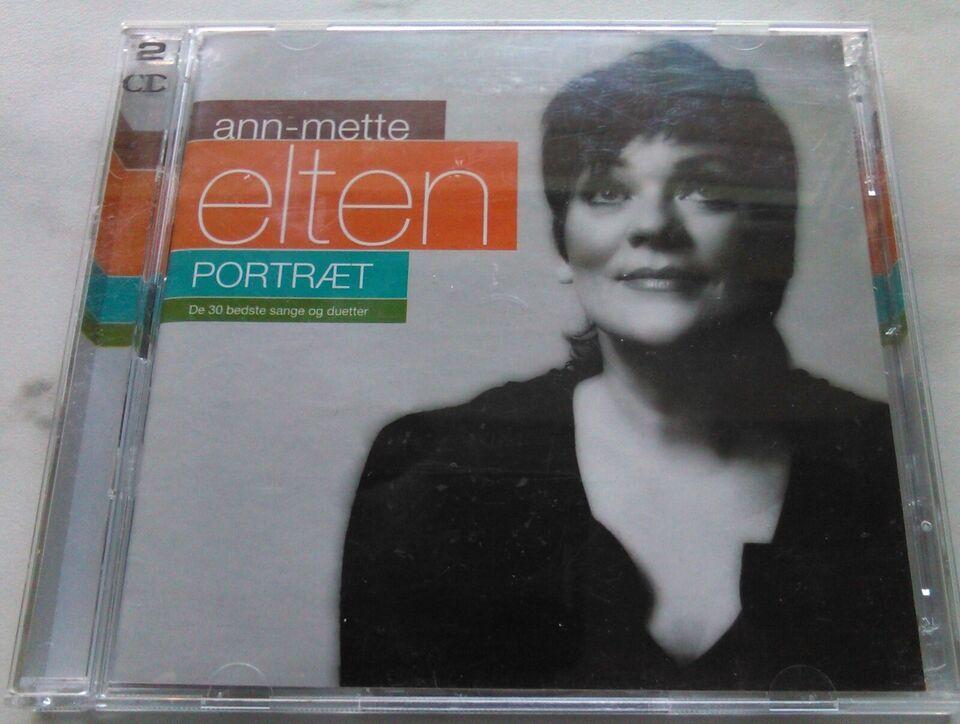 ANNE-METTE ELTEN: PORTRÆT (2CD), pop