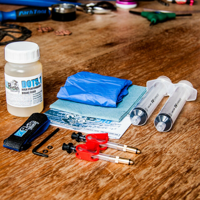 JooFn Hydraulic Disc Brake Bleed Kit for SRAM Bleeding Edge Tool Guide//Level...