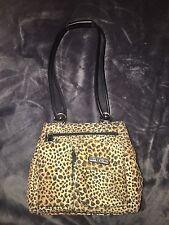Rosetti Leopard Print Handbag