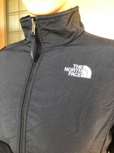 Fleece Black Face Large Zip Tnf Jakke North Full Girls Solid The Størrelse qOAXZWw7B