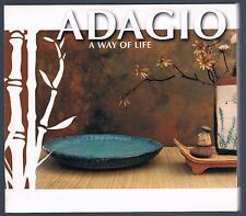 ADAGIO A WAY OF LIFE CD BATTIATO