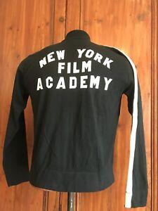 Jacket Film Nyfa S York Classic Academy New Zip Lettering Women Stitch g1q8wPPC