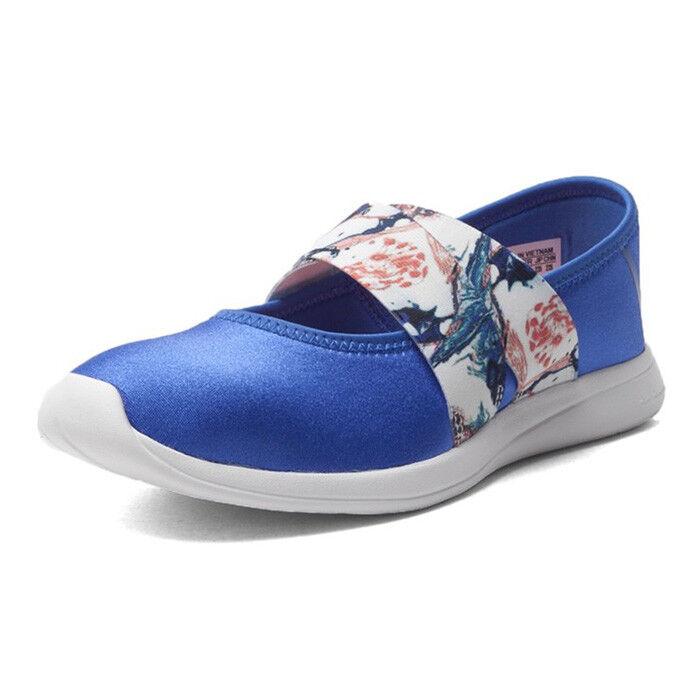 Adidas Neo Cloudfoam Pur women Toile Lo Baskets Décontractées UK4 - 7.5