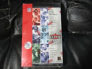 2006-Fleer-Ultra-Football-Factory-Sealed-Hobby-Box-24-Packs-8-Card-Pk-C