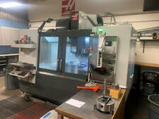 Haas Vf 4ss X 50 Y 20 Z 25 New 2014 Mm