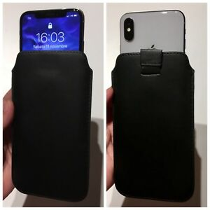 custodia a sacchetto iphone x