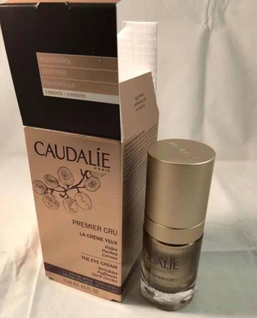 Caudalie Premier Crue The Eye Cream 0.5oz NEW IN BOX
