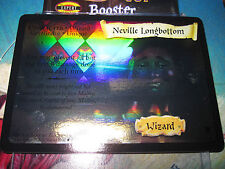 HARRY POTTER TCG QUIDDITCH CUP NEVILLE LONGBOTTOM 15/80 MIRROR FOIL ENGLISH MINT