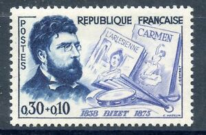 Stamp / Timbre France Neuf N° 1261 ** Georges Bizet