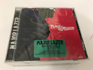 Major-Lazer-Peace-Is-The-Mission-New-amp-Sealed-CD-9397601002931-B2