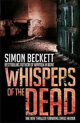 1 of 1 - Very Good, Whispers of the Dead, Simon Beckett, Book