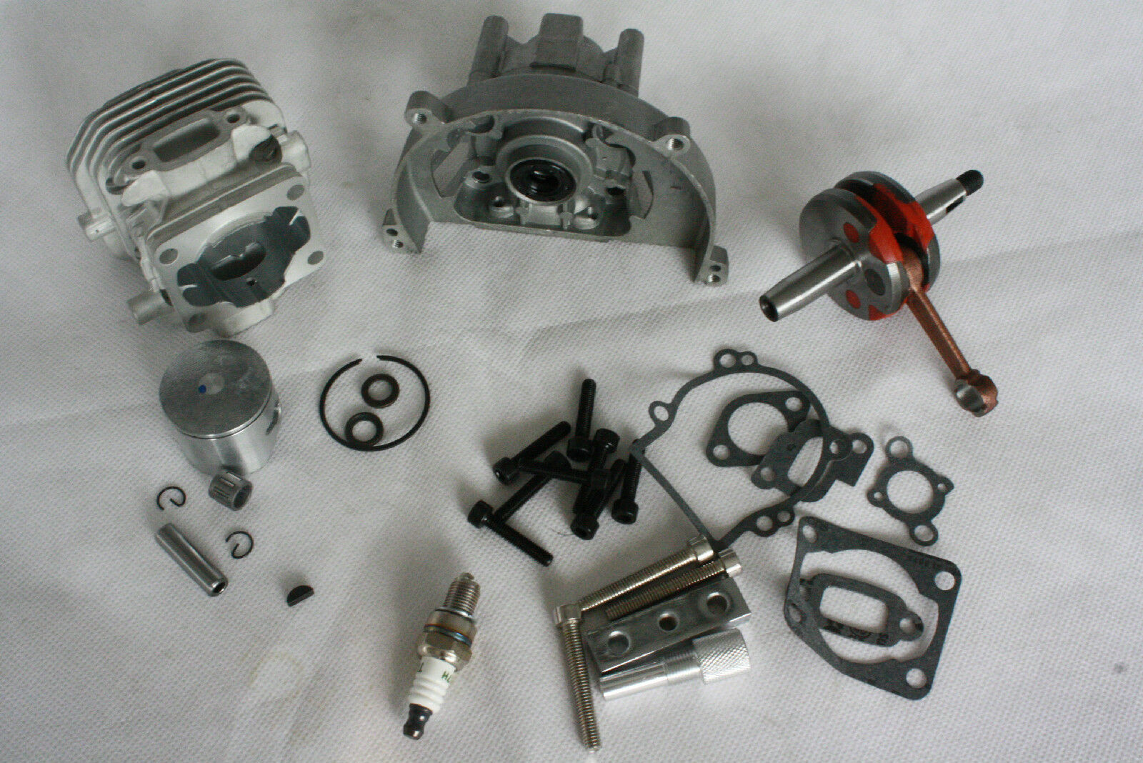 4-Bolt 30.5cc Gas Engine Kit to Upgrade 23-30.5cc Zenoah  CY rovan Baja 5b KM 5T  promozioni