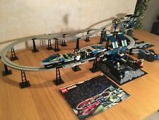 Lego Space Unitron Monorail Transport Base (6991)