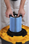 Workshop Wet Dry Vac Filter WS22200F Fine Dust 5-Gallon To 16-Gallon 1 Pack