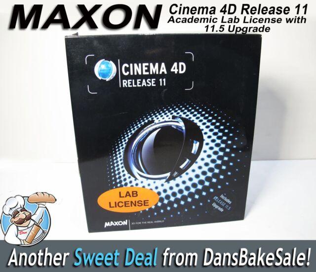 Buy maxon cinema 4d r11 studio bundle