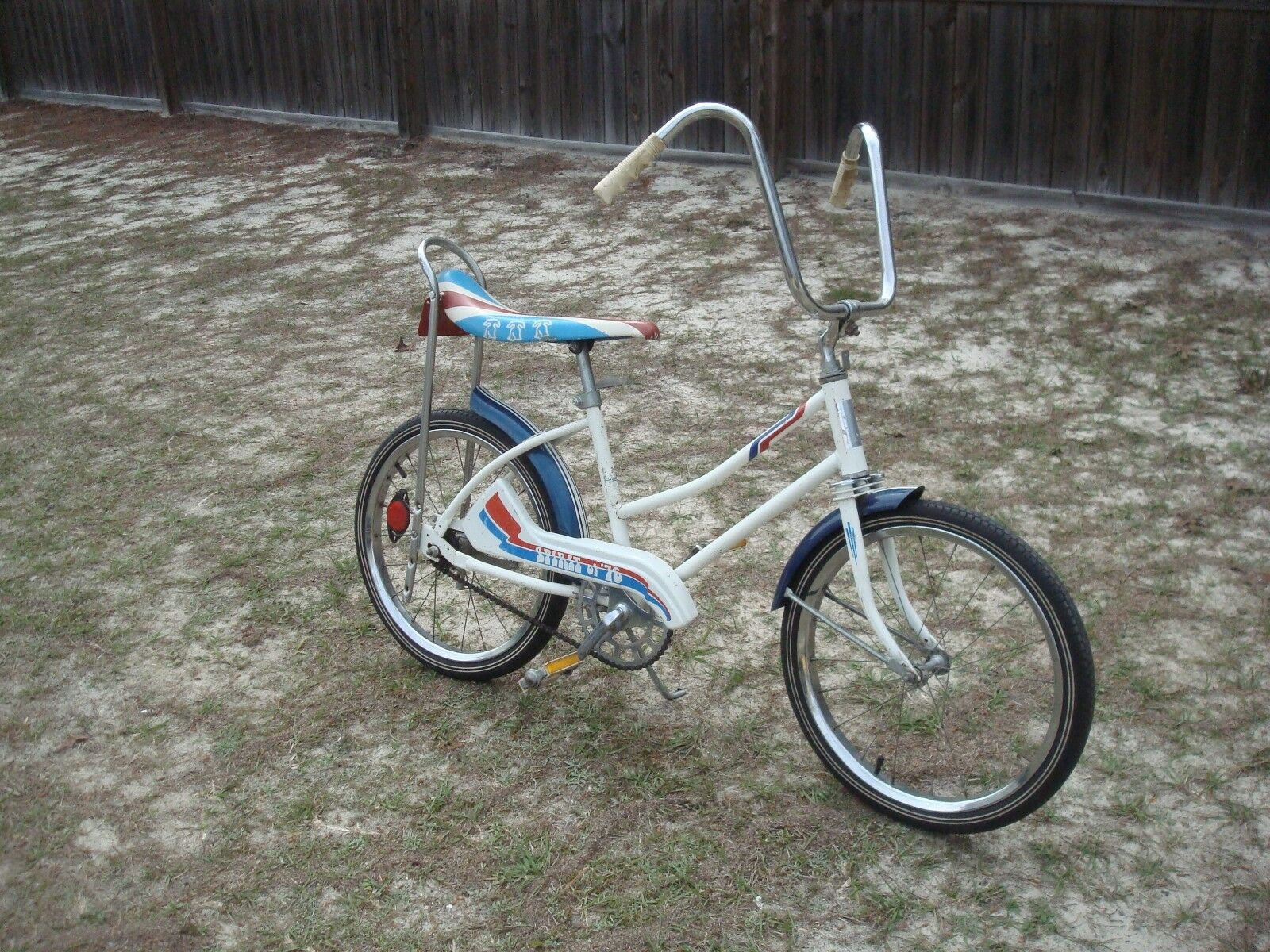 Bike   Vintage 1976 Spirit Of 76  discount low price