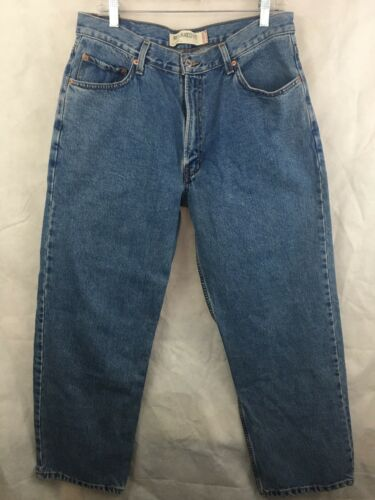 Jeans Bleu 28 X 36 Coupe Homme 29 Coton 550 34 Relax Denim Levis Taille rqrH6wB