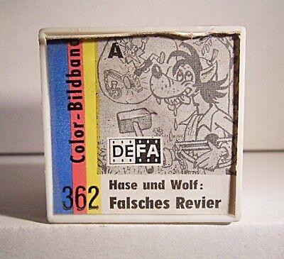 """GüNstig Einkaufen 06 313 Ddr Color-bildband """"hase Und Wolf: Falsches Revier (362)"""""""