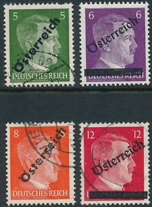 Stamp-Austria-SC-390-3-1945-WWII-Adolf-Hitler-Used