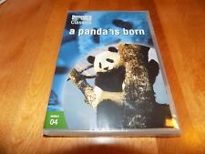 DISCOVERY CHANNEL CLASSICS A PANDA IS BORN Bears China Wildlife DVD SEALED NEW