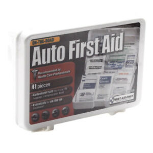 First Aid Only Auto First Aid Kit 41 Piece