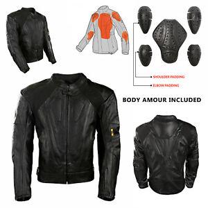 MENS MOTORCYCLE MOTORBIKE CLASSIC BRANDO PREMIUM BLACK SOFT COW LEATHER JACKET