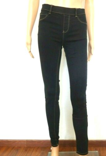 Ultra Jean S Femme Haute Si Moulant Skinny Taille Sienna 36 Noir Jegging nROnwSx