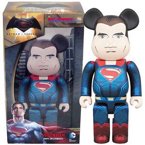 Medicom Bearbrick Batman Superman Dawn of Justice 400/% Wonder Woman Be@rbrick