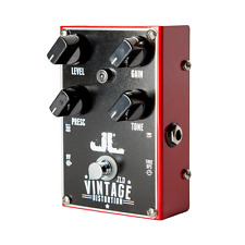 VINTAGE DISTORTION - HOT JLD  EFFECT PEDALS   - 100% HAND BUILT PEDAL