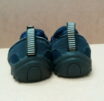 Boys Peter Stom Blue Water Shoes Size 11 <J1630