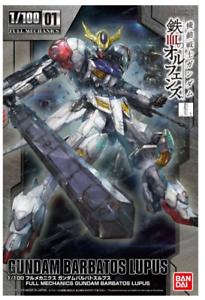 NEW Mobile Suit Gundam Iron-Blooded Orphans GUNDAM BARBATOS LUPUS 1 100 scale