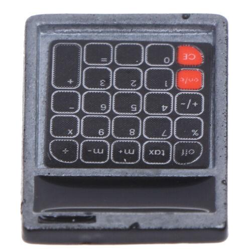 1:12 dollhouse miniature Mini Calculator Model doll accessories /<y
