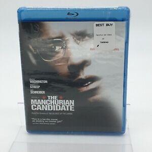 The Manchurian Candidate (Blu-ray Disc, 2007) Denzel Washington Meryl Streep