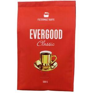 Norwegian-Coffee-Evergood-Classic-100-Arabica-Flavour-Filtermalt-3X500g-Ground